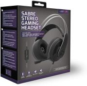 Venom Sabre Universal Stereo Gaming Headset Review