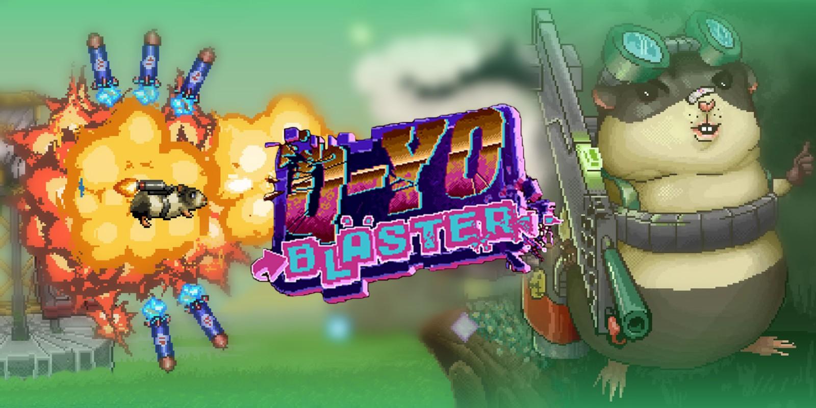 Q-YO Blaster Nintendo Switch Review