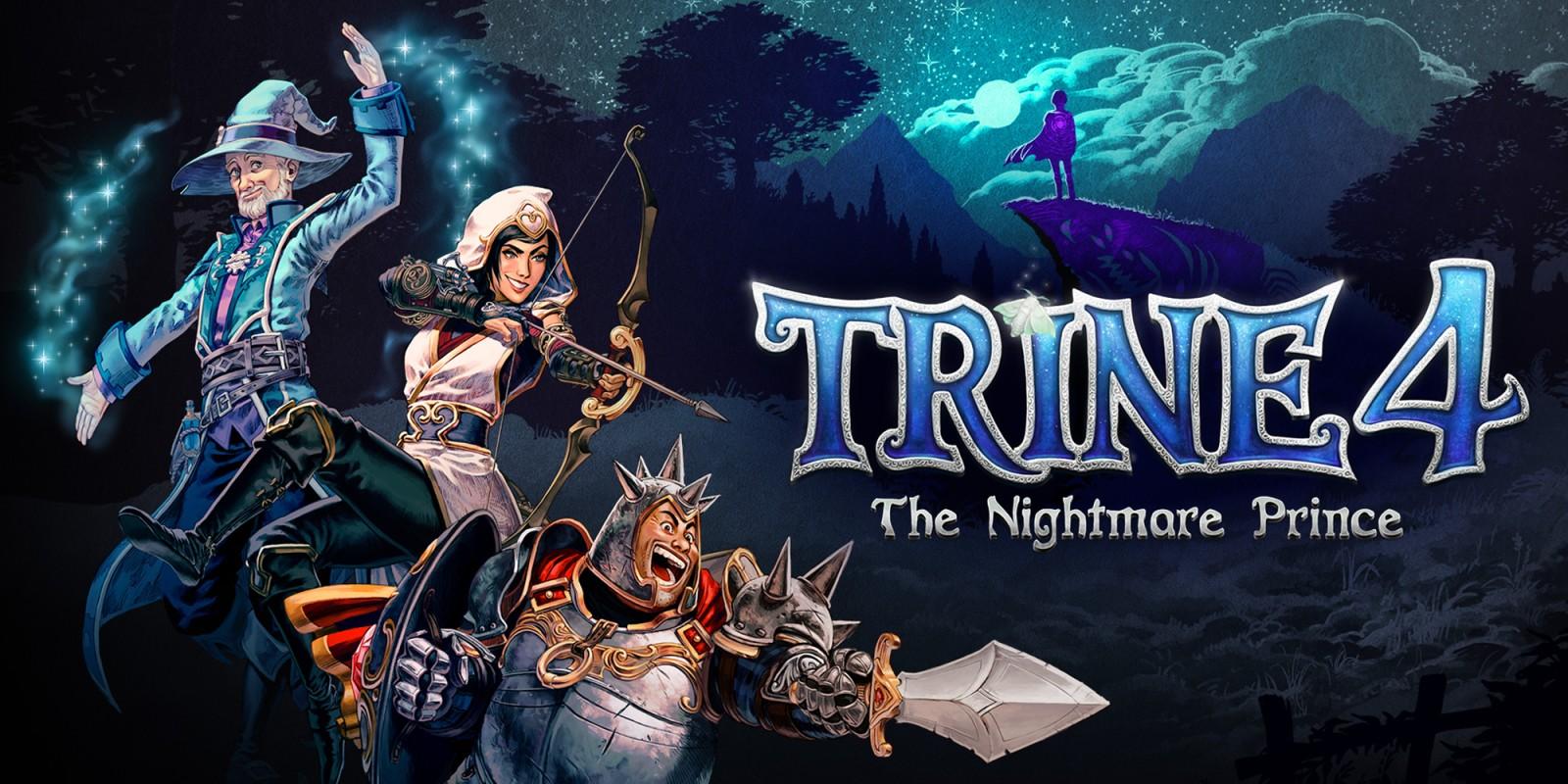 Trine 4: The Nightmare Prince Nintendo Switch Review