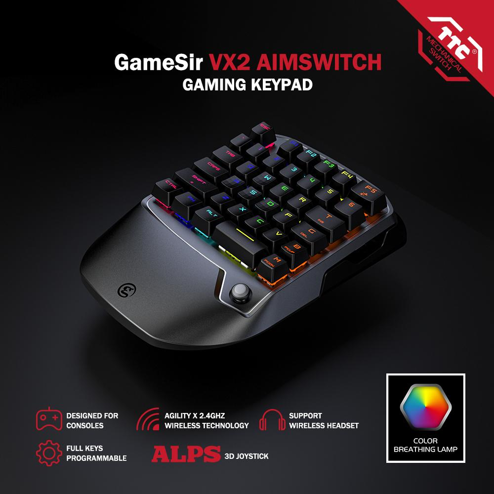 GameSir Announces New VX2 One Combo for All Consoles.