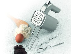 Salter Metallics Five-Speed Hand Mixer Review