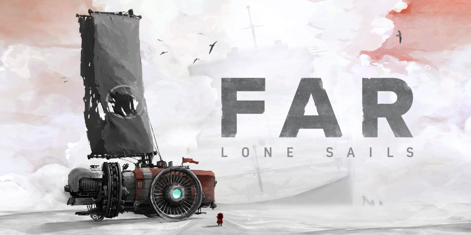 FAR: Lone Sails Nintendo Switch Review