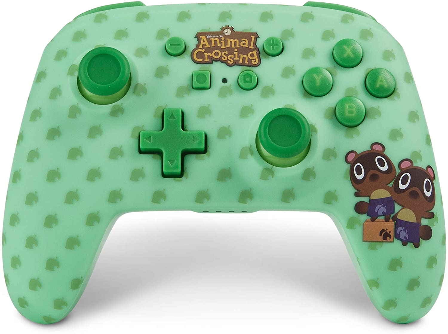 PowerA Enhanced Wireless Nintendo Switch Controller Animal Crossing Timmy and Tommy Nook Review