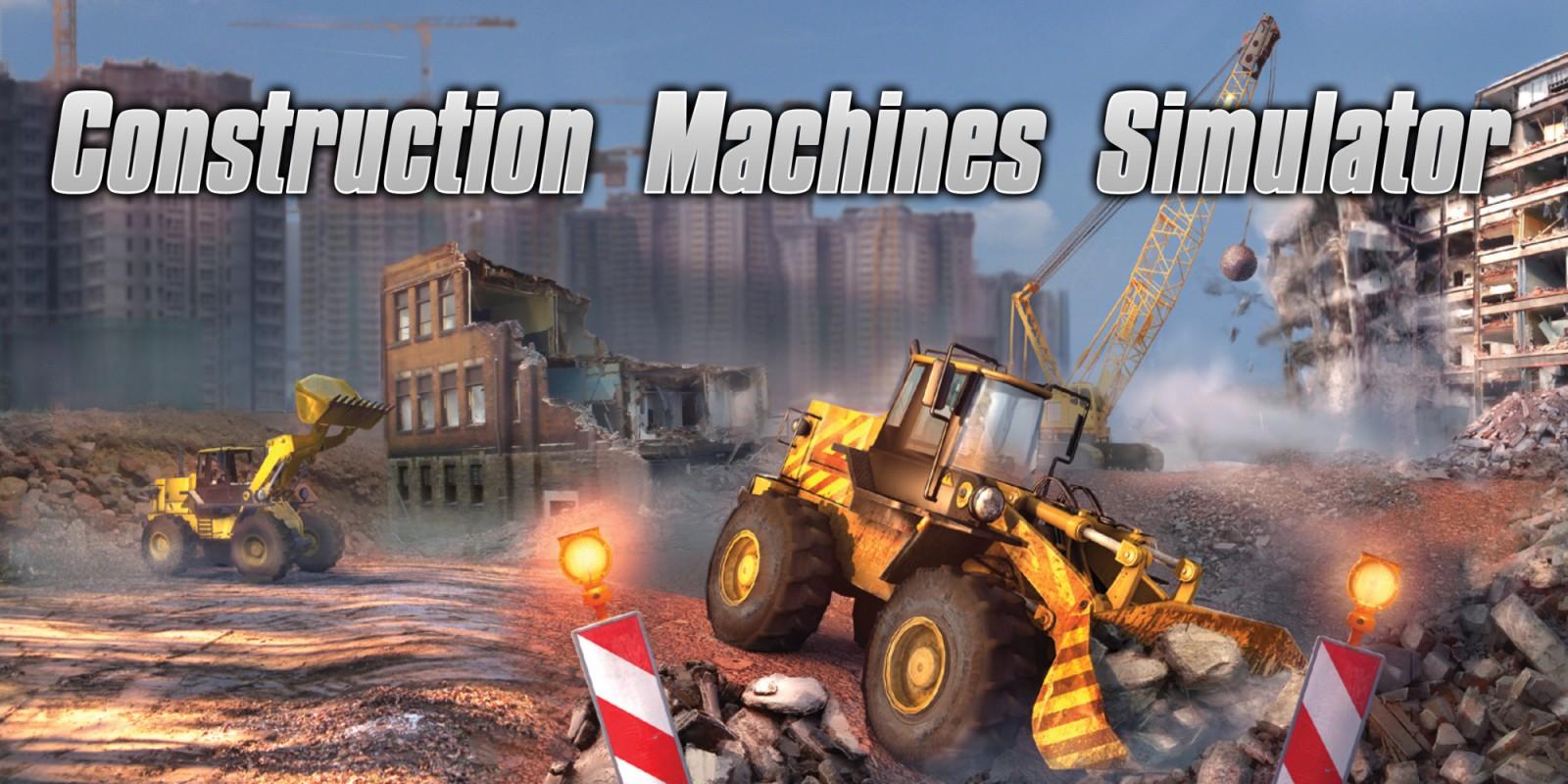 Construction Machines Simulator Nintendo Switch Review