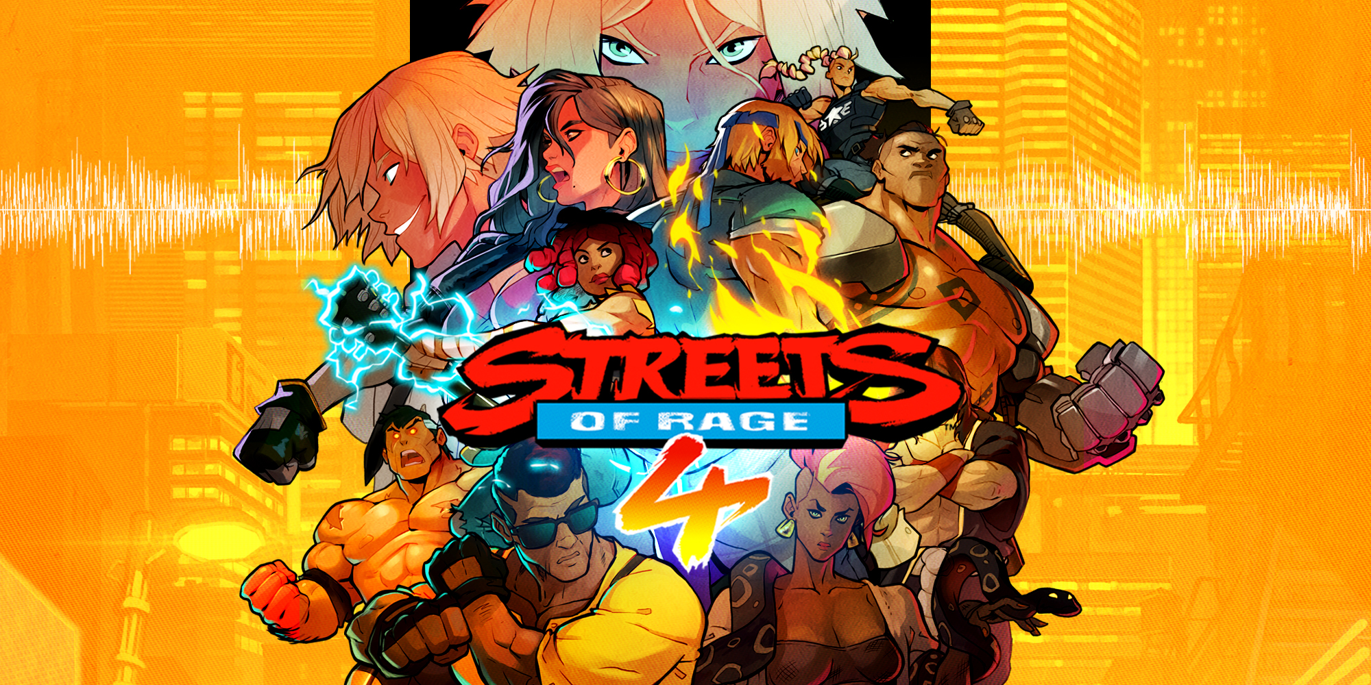 Streets of Rage 4 Nintendo Switch Review