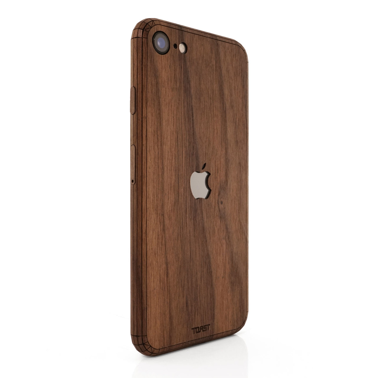 Toast iPhone SE Wood Cover Review
