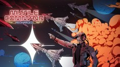 Missile Command: Recharged Nintendo Switch Review