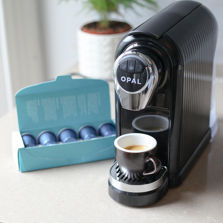 Colonna Coffee Pods and Machine Review