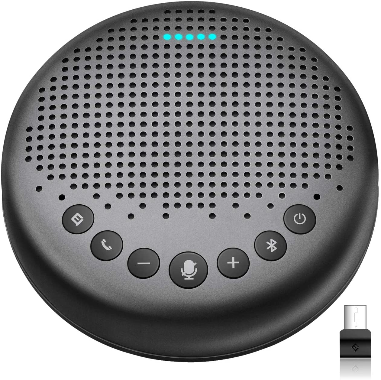 eMeet Luna Bluetooth Conference Speakerphone Review
