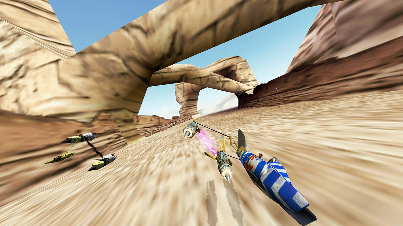 STAR WARS Episode I Racer Nintendo Switch Review