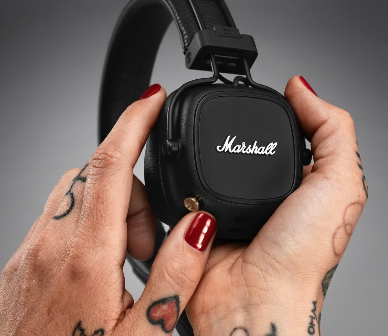 Marshall Major IV Wireless Headphones Review