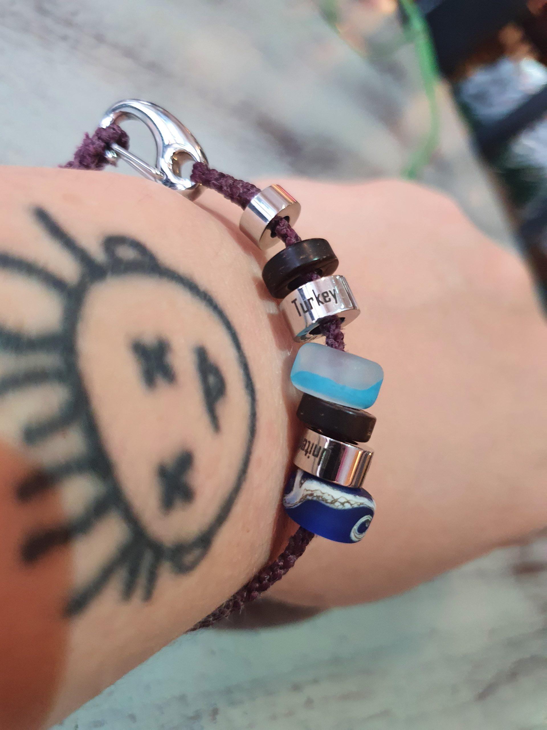 El Camino Customisable Travel Bracelet Review