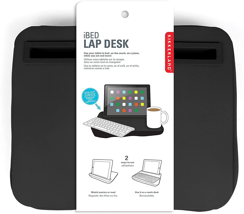 Kikkerland iBed Lap Desk Review