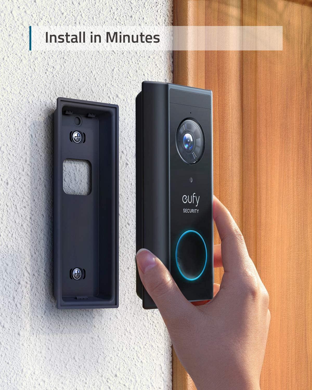 eufy 2K Video Doorbell Review
