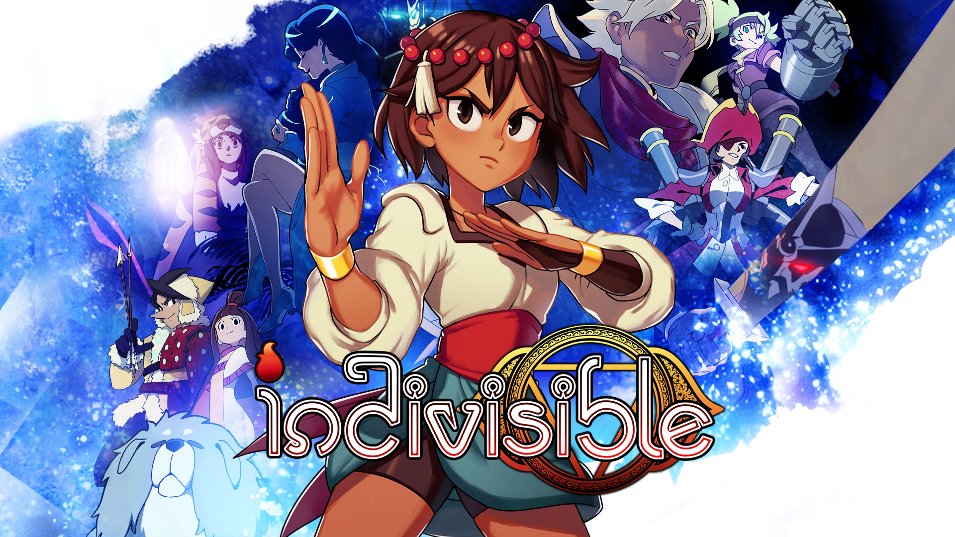 FREE AND PREMIUM DLC FOR INDIVISIBLE DEBUTS TODAY FOR NINTENDO SWITCH