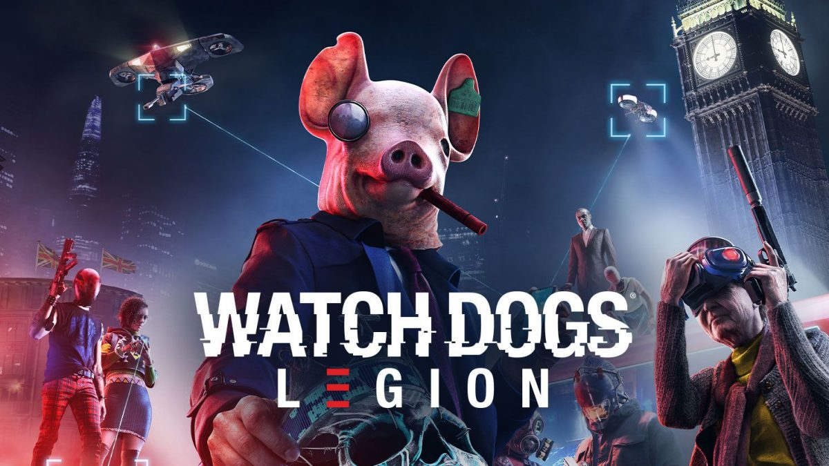 What I learnt from playing Watch Dogs Legion the wrong way