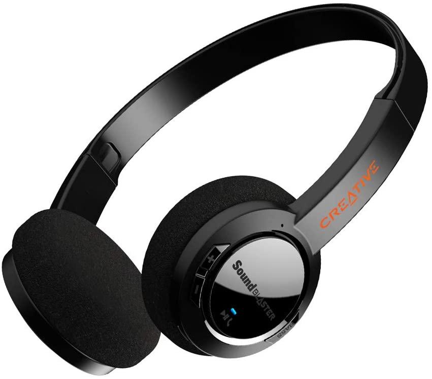 Creative Sound Blaster Jam V2 Review: Ultralight On-ear Bluetooth Headphones
