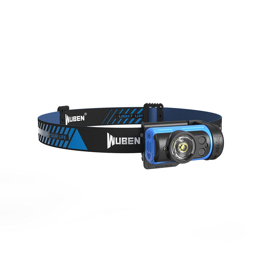 WUBEN H3 Rotatable Clip LED Headlamp Review