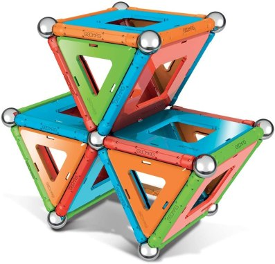 Geomag Classic Confetti 356, 83 Pieces - Magnetic Building Game Review
