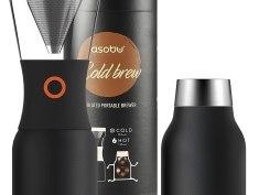 Asobu Coldbrew Portable Cold Brew Coffee Maker Review