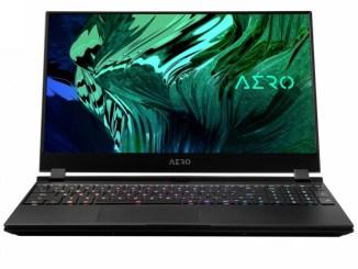 GIGABYTE AERO 15 OLED Gaming Laptop Review