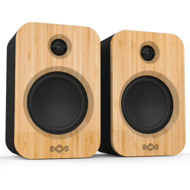 House of Marley announces new Get Together Duo bookshelf speakers