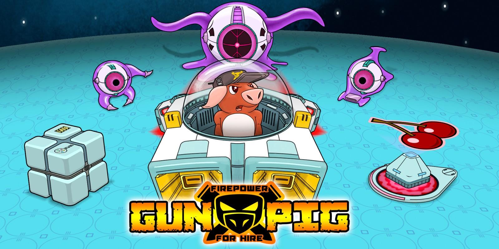 GUNPIG: Firepower For Hire Nintendo Switch Review