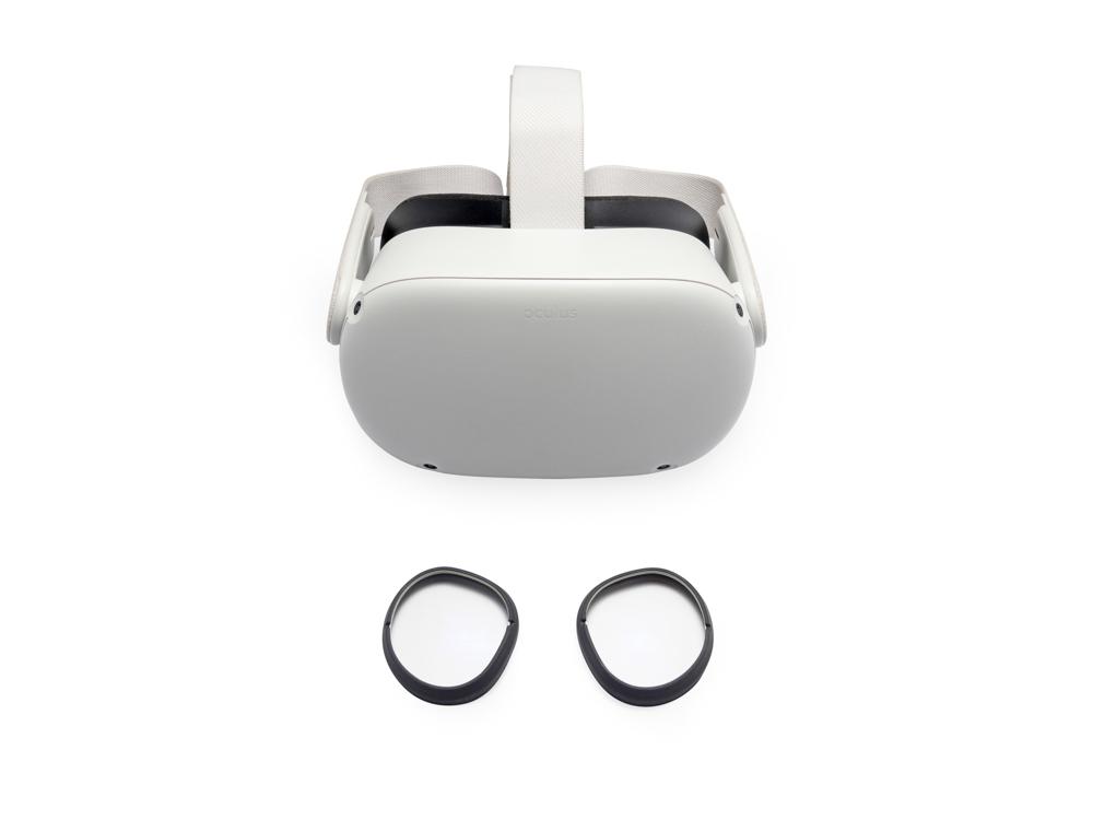 VR Cover Oculus Quest 2 Lenses Review