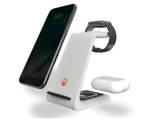 STM Goods ChargeTree Multi Device Charging Station Review