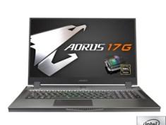 GIGABYTE AORUS 17G Gaming Laptop Review