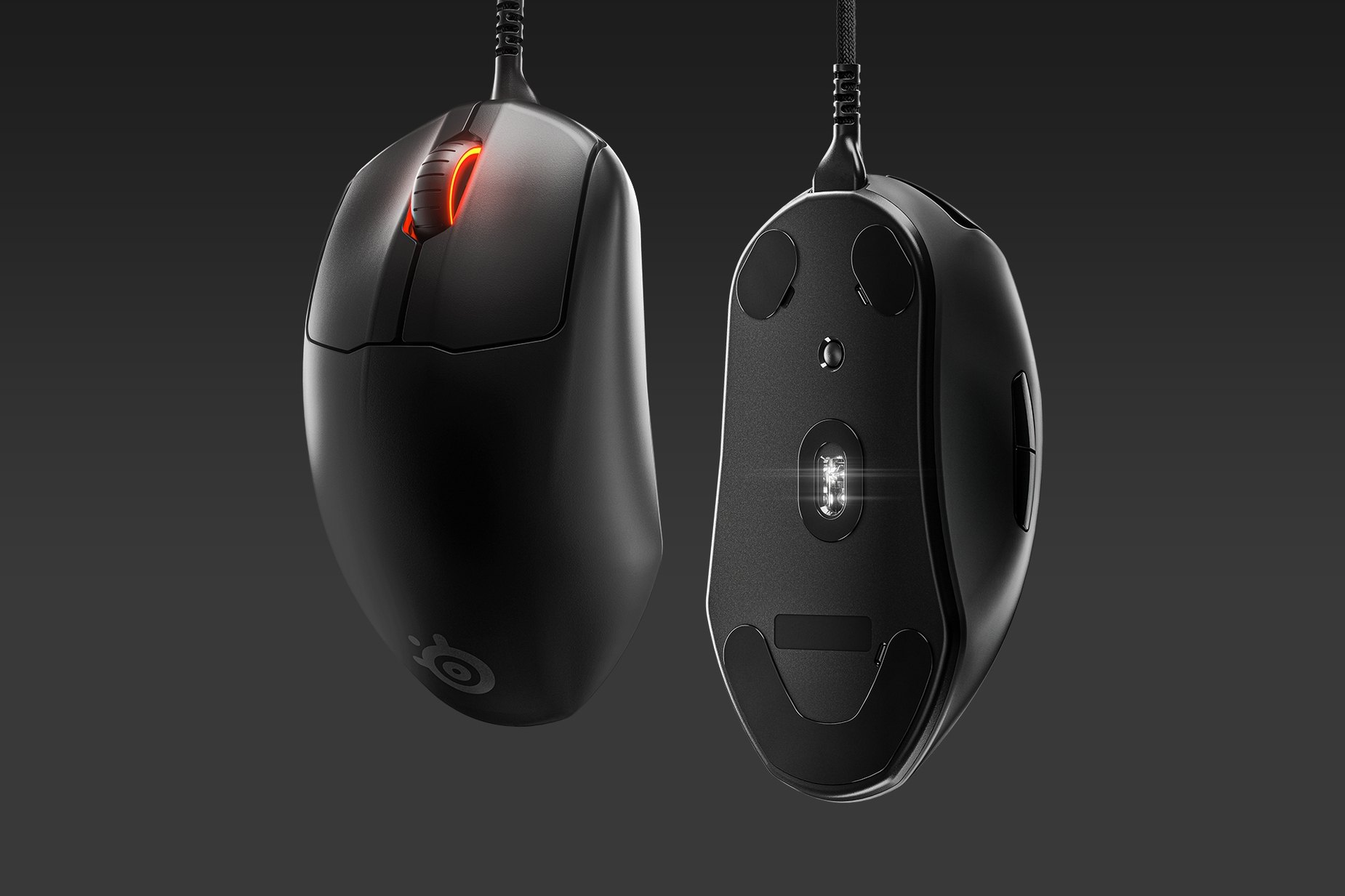 SteelSeries Prime Pro Series Gaming Mouse Review