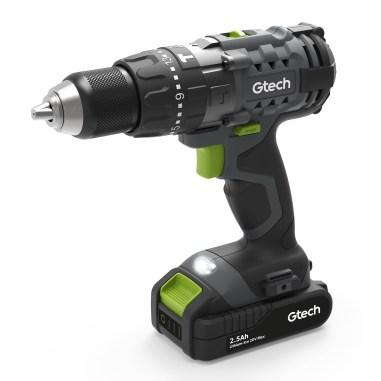 Gtech 20V Cordless Combi Drill Bundle Review