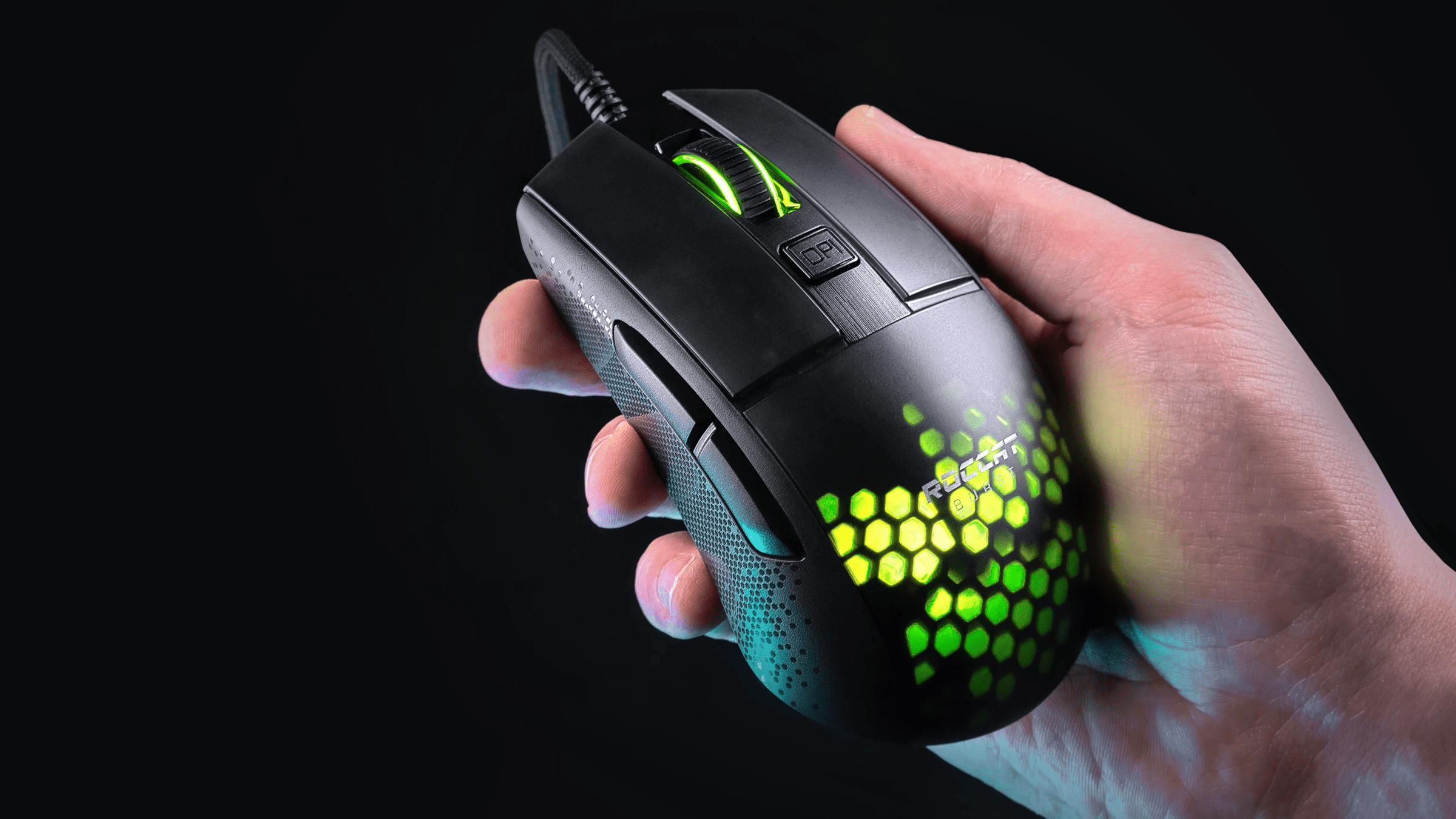 ROCCAT Burst Pro Extreme Lightweight Optical Pro Gaming Mouse Review