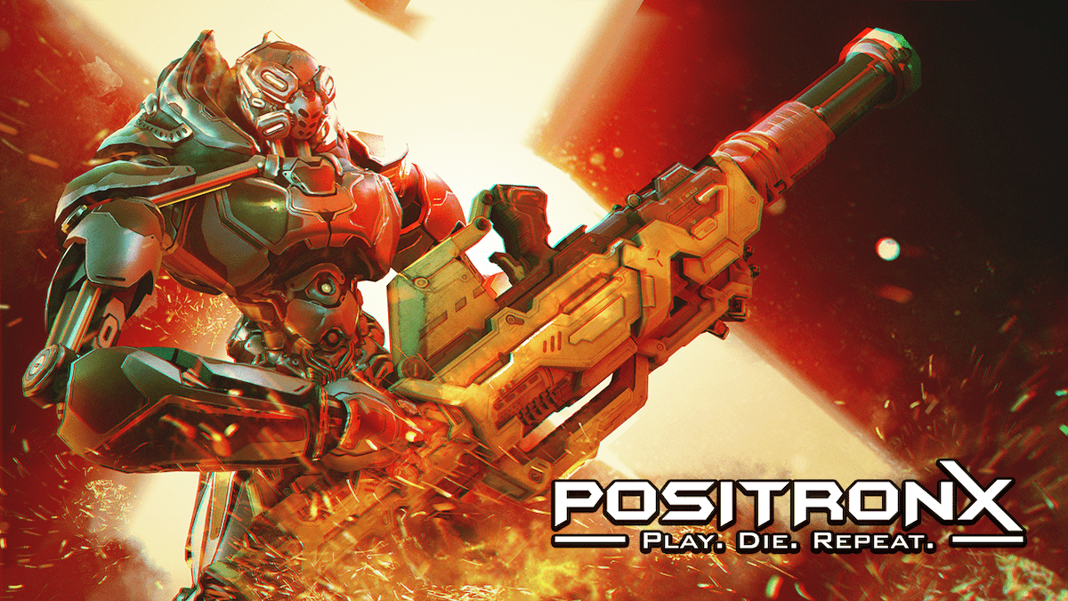 PositronX PC Game Review