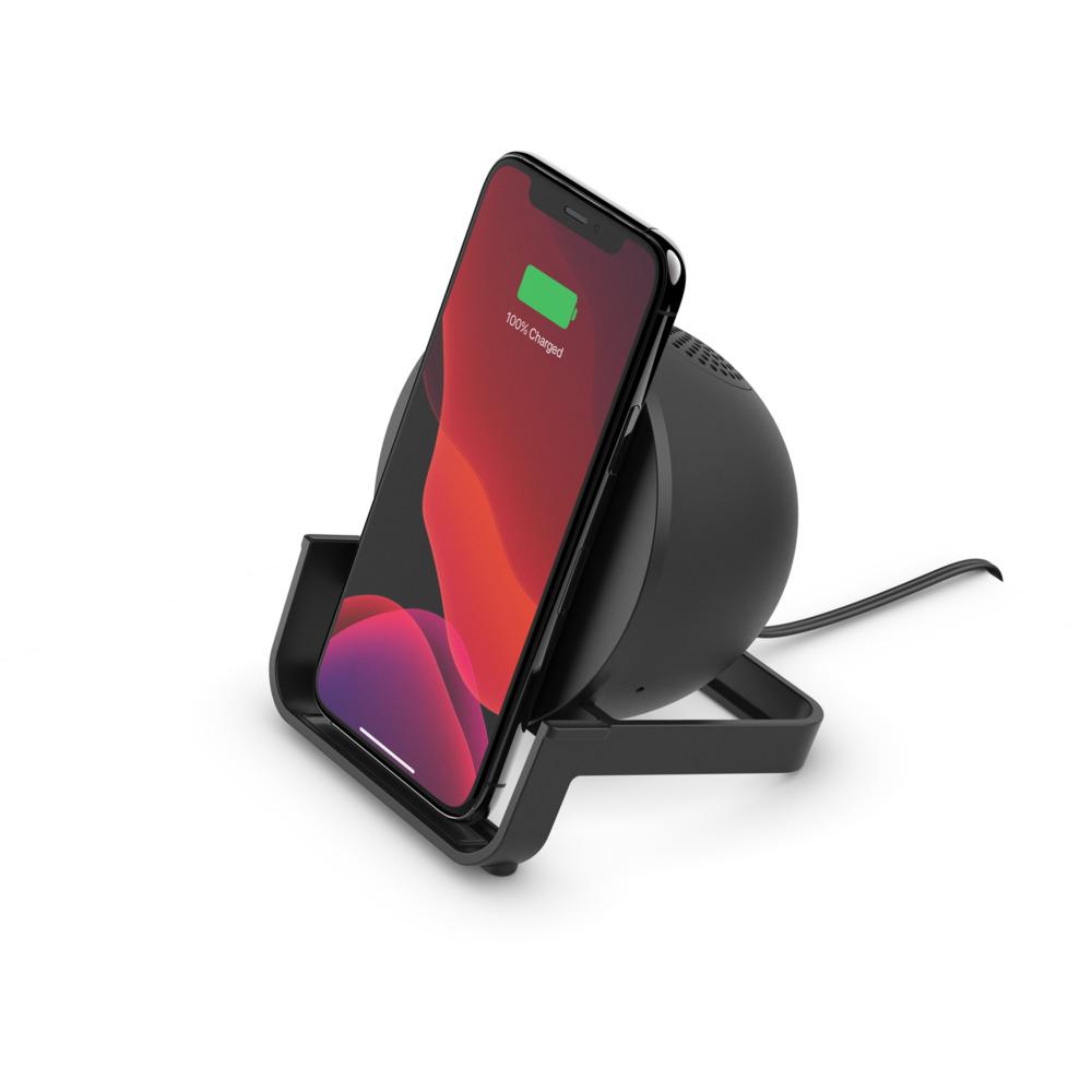 Belkin Wireless Charging Stand + Speaker Review