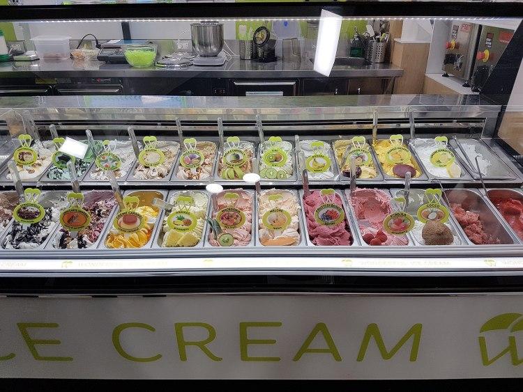 The 36 Dimensional Search Space of Scooper Dooper's Ice Cream Store