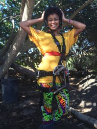 safety gear Shamiela Di Brown