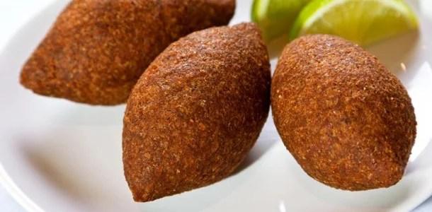 Kibe frito - Jaber Moema
