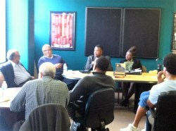 Panel at SVBCC