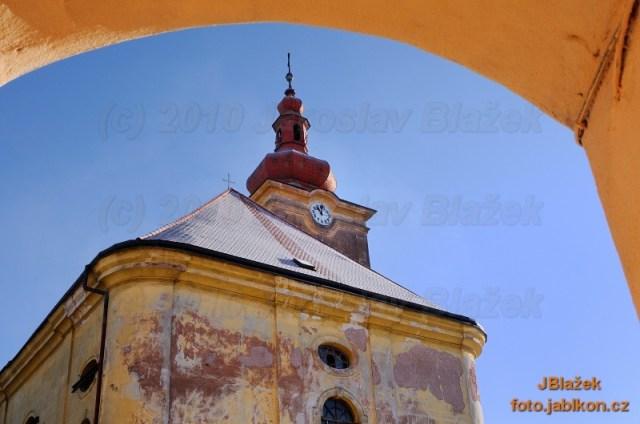 Kostel z Myší díry