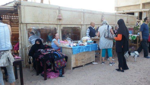 рынок, Дахаб