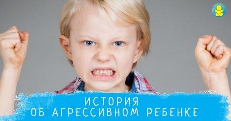 История об агрессивном ребенке