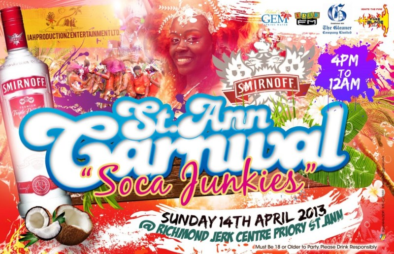 Biggest party in Jamaica