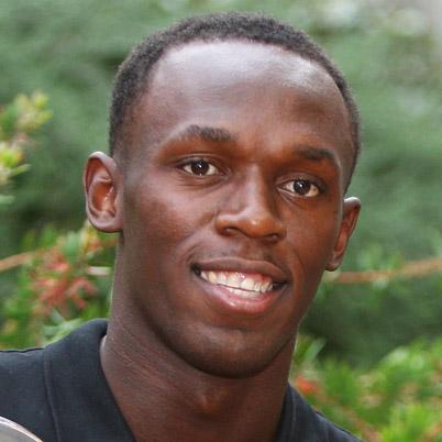 Usain Bolt London 2013