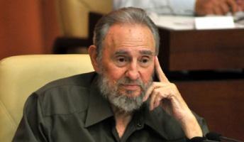 Fidel Castro North Korea