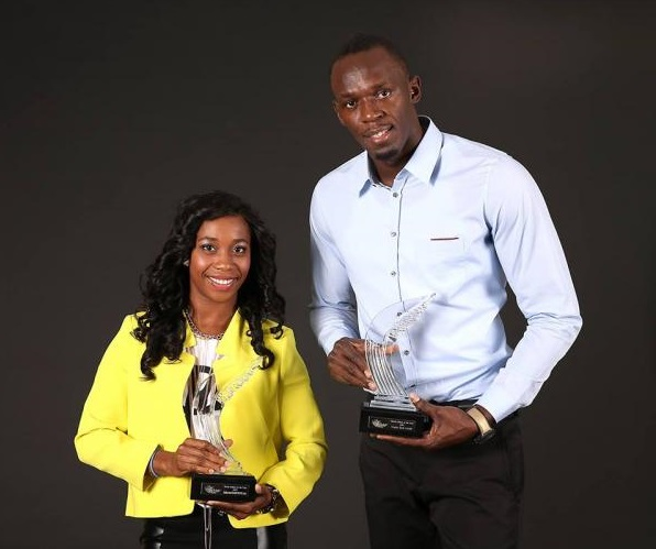 Boly Shelly Ann Fraser IAAF athletes of the year