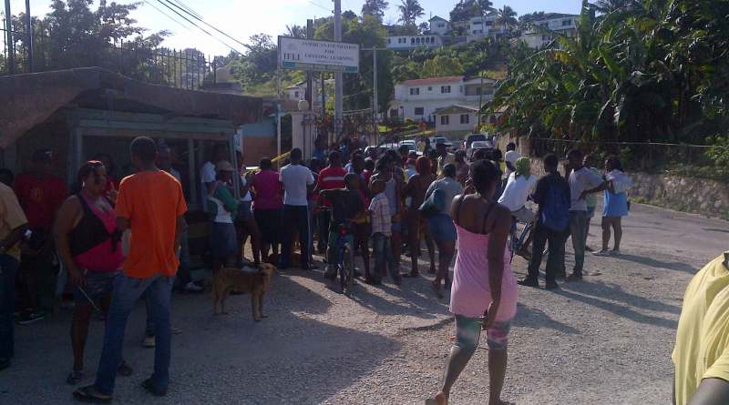 High school girl murdered in St Ann jamaica