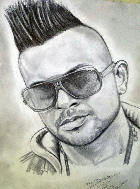 pictures of Sean Paul, what does Sean paul look like?