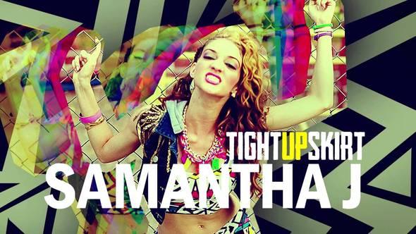 samantha J Jamaica