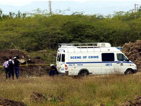 Jamaica murder rate crime increase